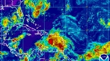 Matthew becomes Category 1 hurricane
