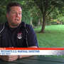 Retired officer speaks about US Marshal shooting and how his vest saved his life