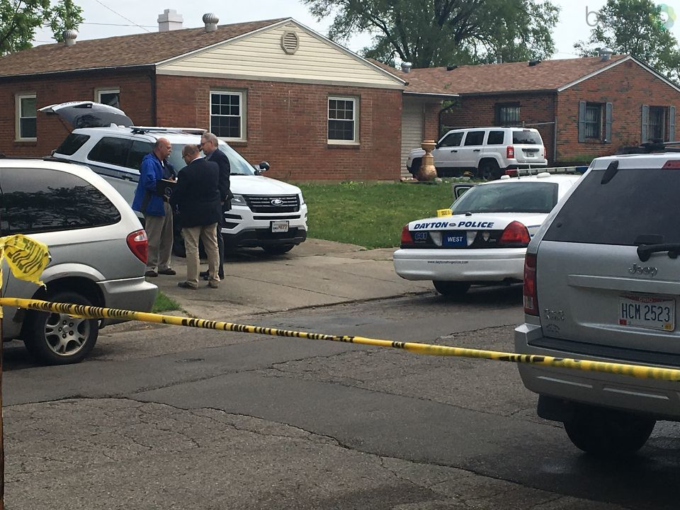 Two children were shot Thursday, May 18, 2017 in Dayton, Ohio. (WKEF/WRGT)