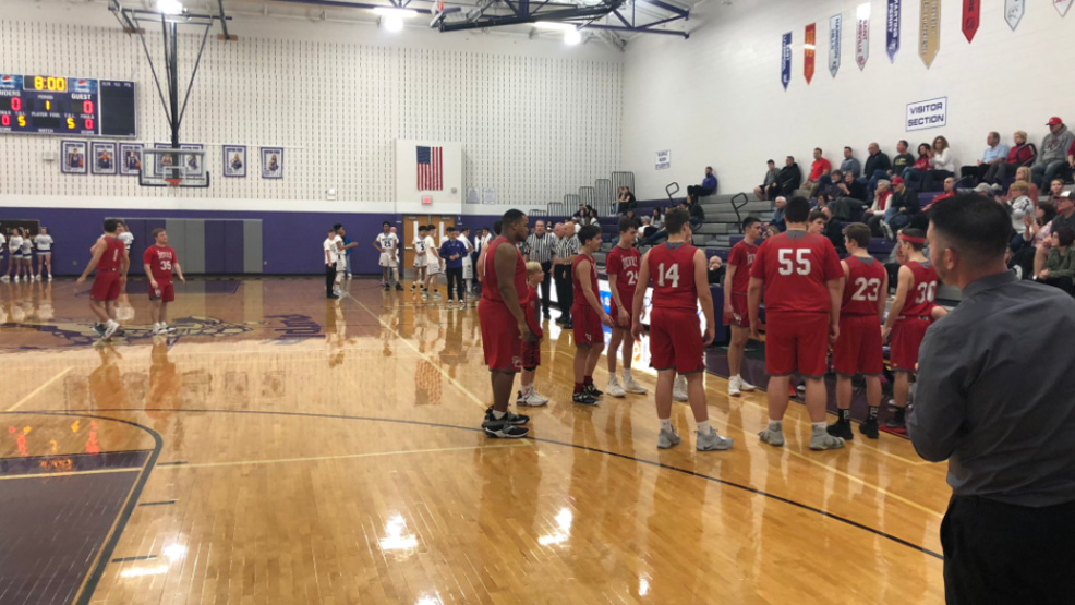 2.4.19. Highlights: St. Clairsville vs. Martins Ferry - boys basketball