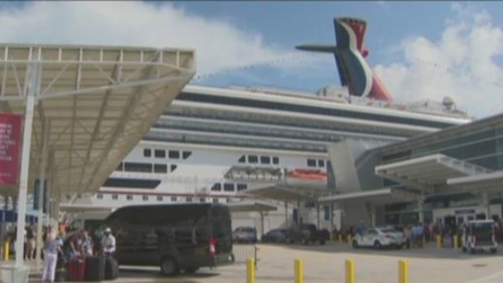 Girl Dies After Falling Off Cruise Ship Deck In Miami WPEC - Miami cruise ship terminal