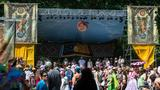 Heat wave bakes state for Oregon Country Fair weekend
