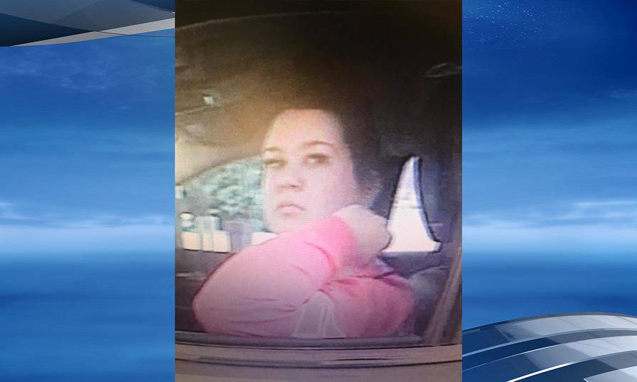 Police are asking for the public's help in locating a woman who attempted to cash a stolen check at a Conway bank. (Photo: Conway Police Department)