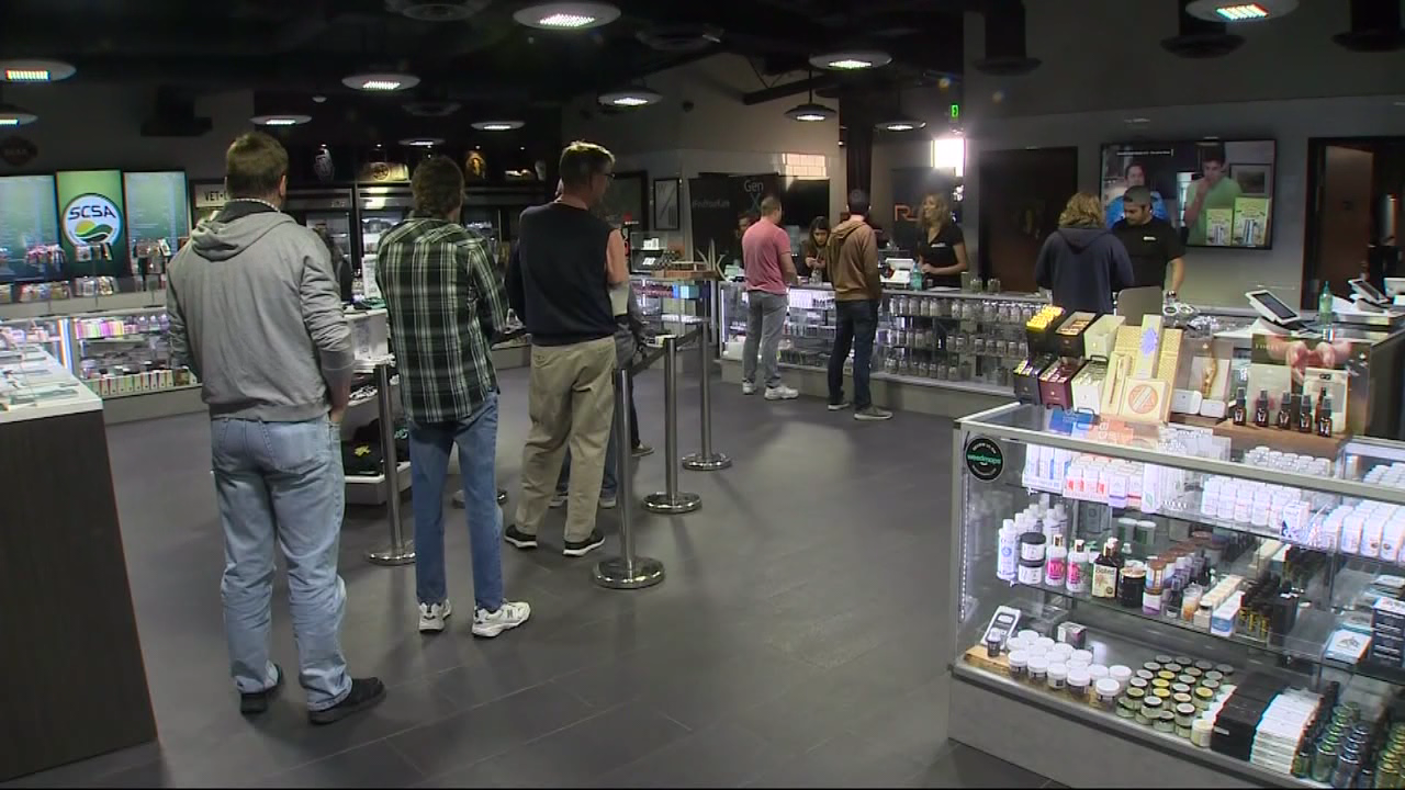 Should legal marijuana users be barred from owning a gun? Advocates weigh in. (WKRC)