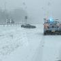 State Police: more than 2 dozen crashes as snow moves in