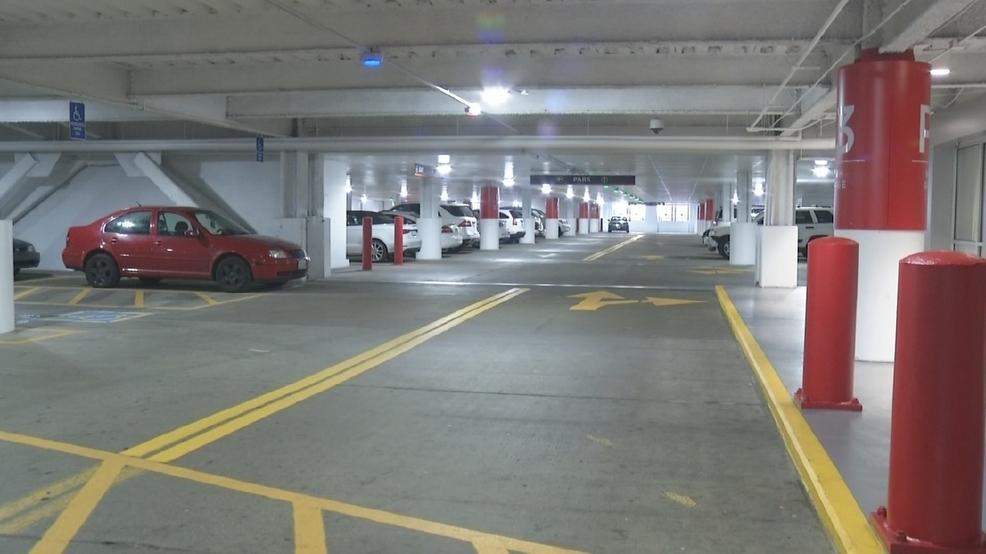 Providence Place Renovates Parking Garage Wjar