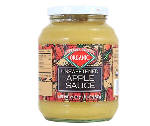Trader joe s recalling apple sauces after consumer finds for Red boat fish sauce trader joe s