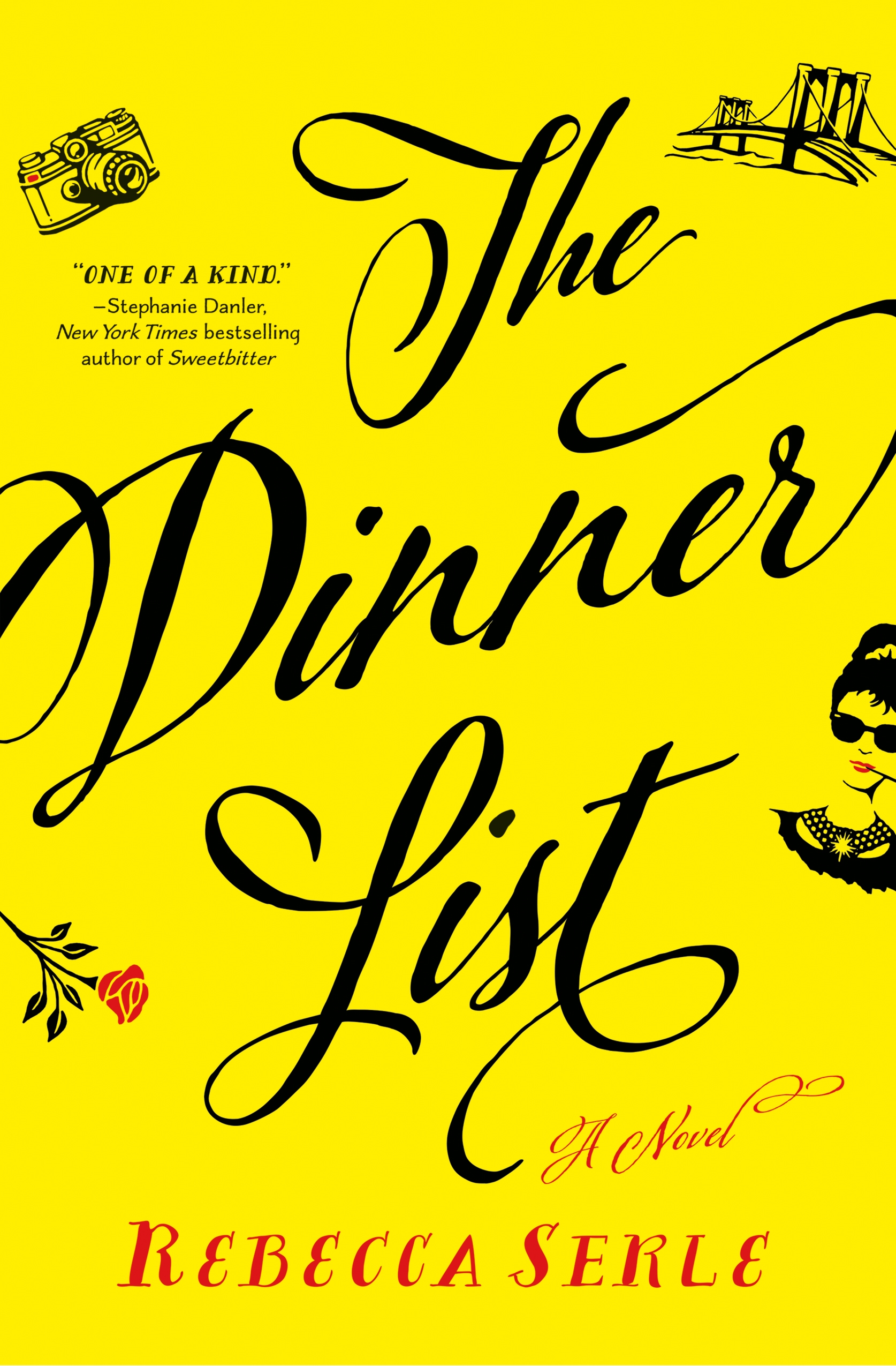 "<p>""The Dinner List"" by Rebecca Serle (Image: Courtesy Flatiron Books)</p>"