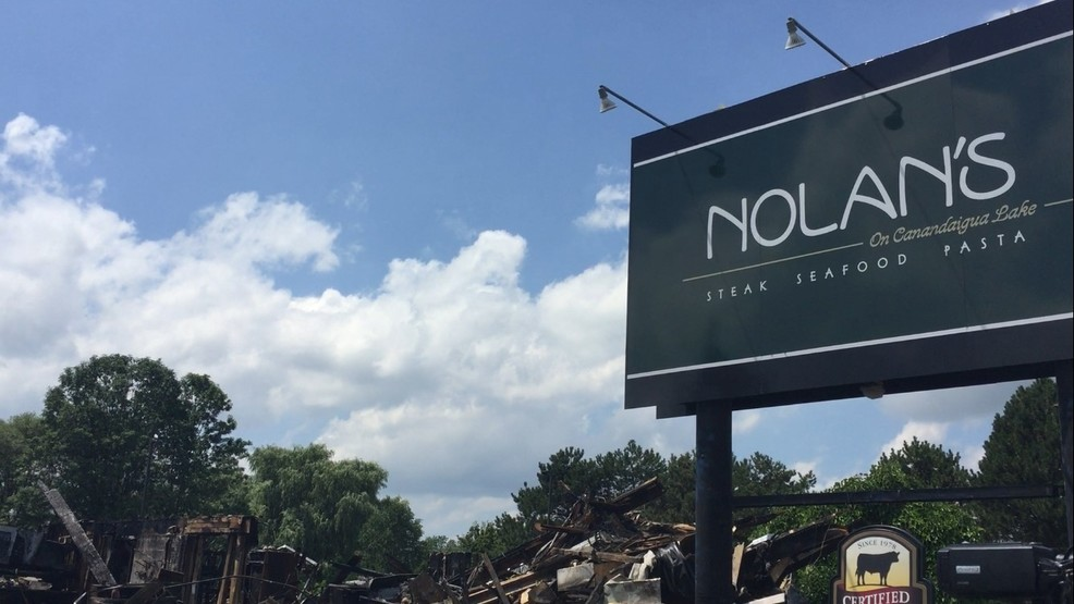 What's Up With That: Tree stands tall at Nolan's fire scene