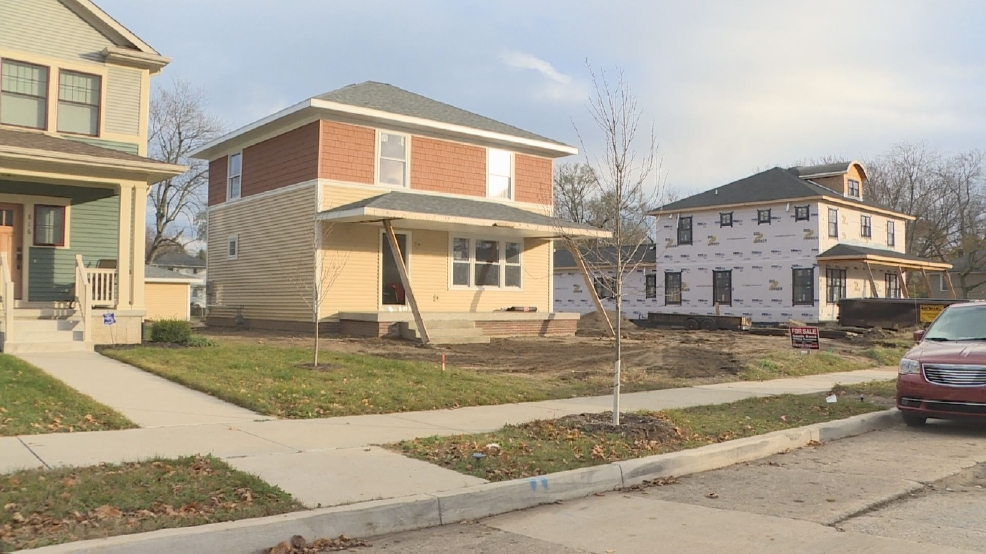Revitalizing South Bend With New Affordable Homes Wsbt