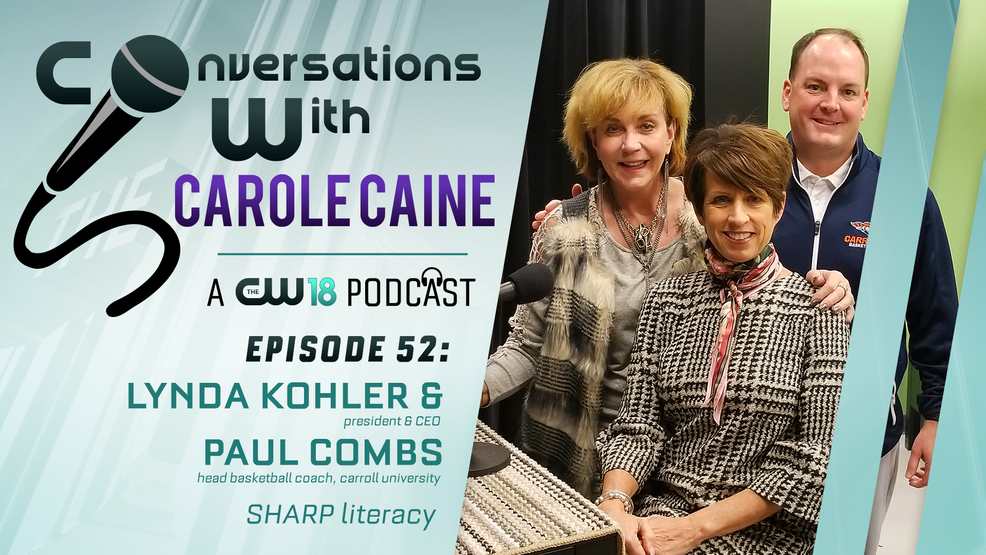 Converations with Carole Caine | Episode 52: Sharp Literacy