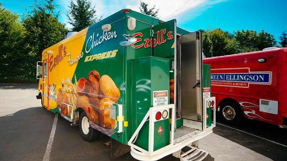Stolen Ezells Food Truck Found Abandoned In South Seattle Kval