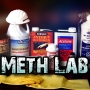 Couple arrested for mobile meth lab