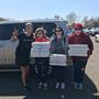 People across the country send pizza to support Oklahoma teachers during walkout