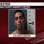 Las Cruces man allegedly shoots at man before leading police on high-speed chases