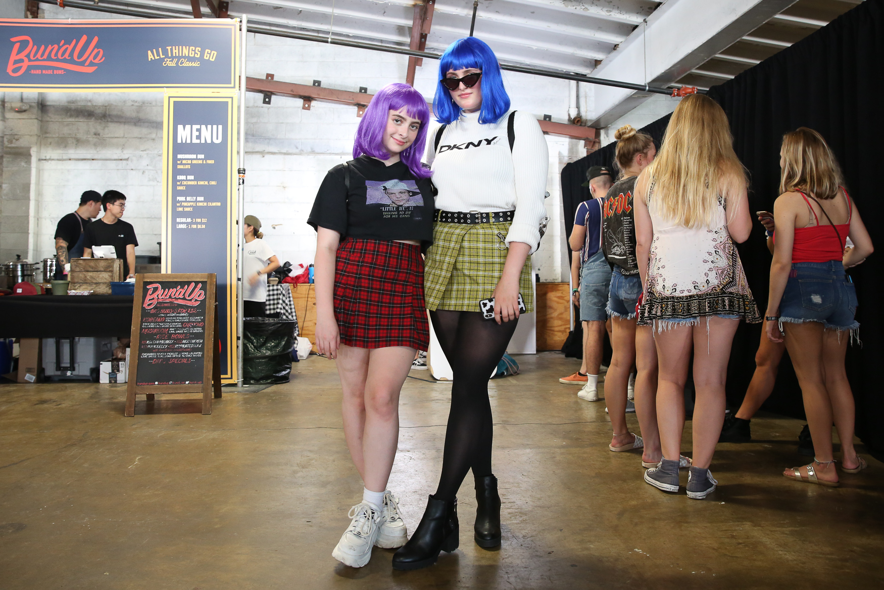 All Things Go brought some amazing musical talent to Union Market's stage but, out in the crowd, Washingtonians shared their eye for style. Here are some of the best and most interesting looks we saw this weekend. (Amanda Andrade-Rhoades/DC Refined)