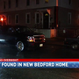 Body found in New Bedford home