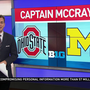 Michigan senior captain Mike McCray talks father...1988 OSU senior captain