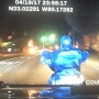 VIDEO: Biker crashes, dies after chase with deputies