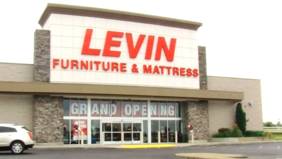 New levin furniture store a levin furniture mattress for Levin furniture mattress