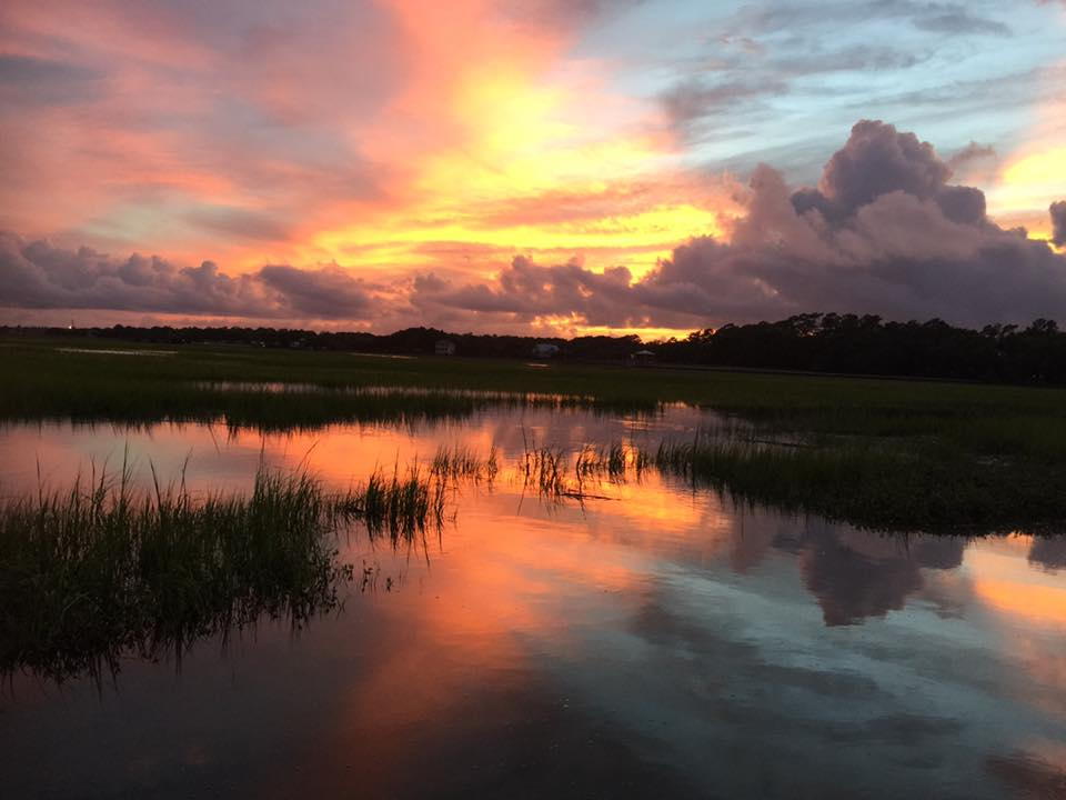 Garden City, S.C. (Photo by Gina Goff Donnell)