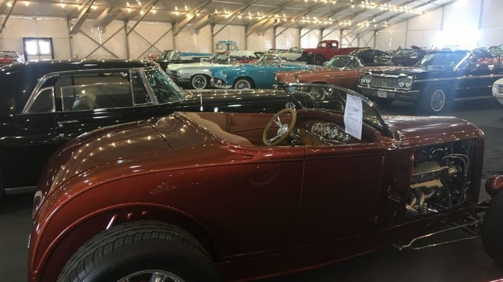 John Staluppi to sell car collection worth $16M | WTVX