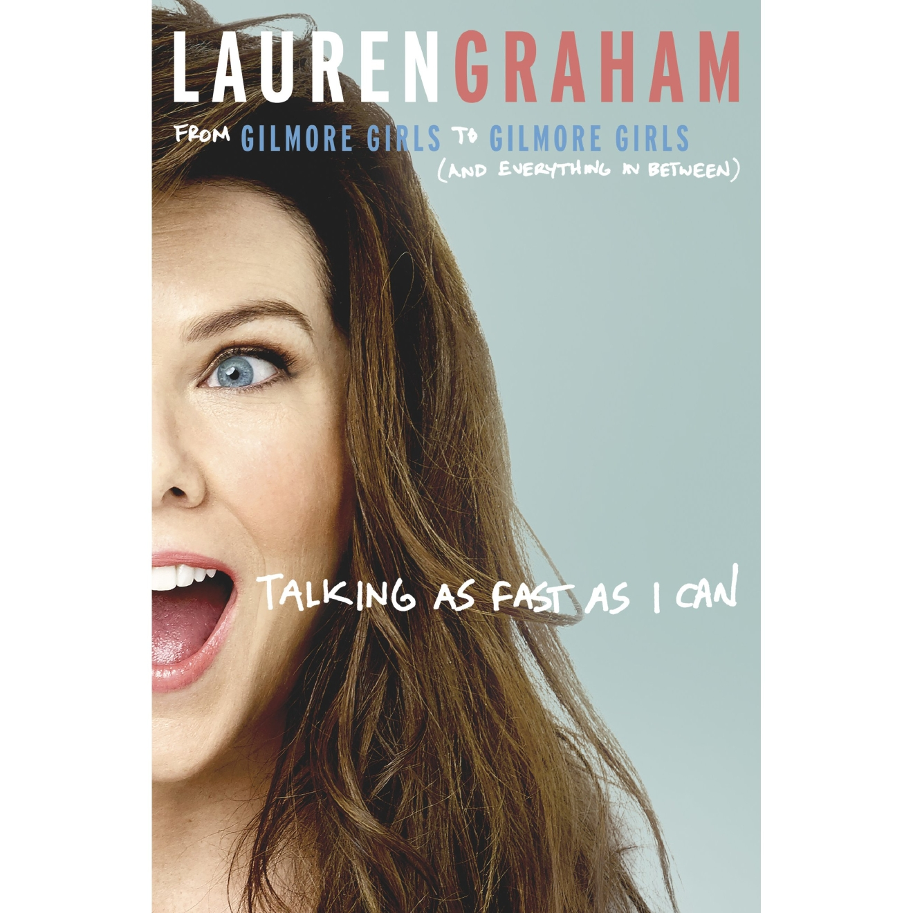 Lauren Graham's had quite a year with the long-awaited revival, Gilmore Girls: A Year in the Life, hitting Netflix last November. Can't get enough of the fast-talking Mom turned business woman's quips?  In her memoir, Graham shares stories of her childhood, dating, and of course her time in Hollywood on her hit shows Gilmore Girls and Parenthood. While you won't read any juicy details about fighting on set, Graham shares plenty of other insights such as how she went vegan to impress Ellen Degeneres, and her experience stepping back into the role of Lorelei Gilmore almost a decade later. (Photo: Ballantine Books)