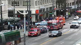 Victim stabbed in downtown Seattle; police arrest suspect