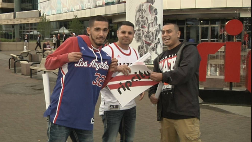 Fiesta de playoffs en Rip City