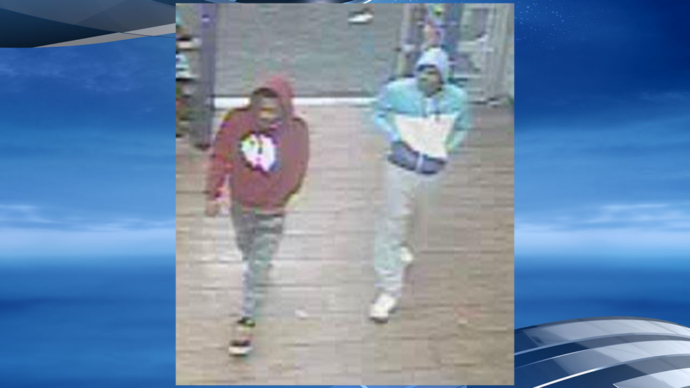 Suspects wanted in multiple Hot Springs vehicle break-ins