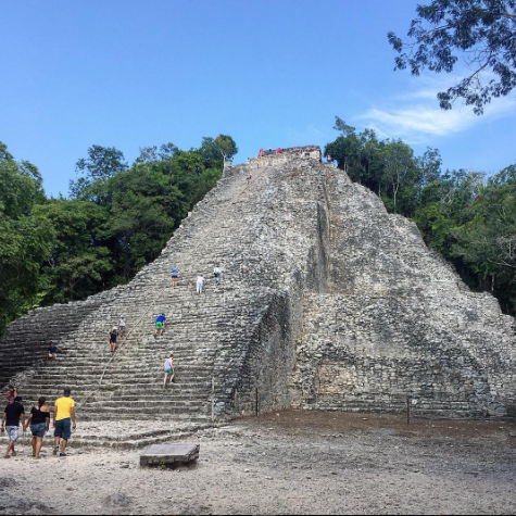 Image: IG user @thegaytraveler / Post: My visit to Coba with Alltournative was fantastic. This ancient Mayan city dates back to 50 BC. // Published: 10.28.2016