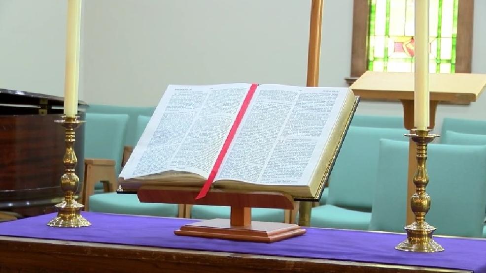 Pastor Reflects On Cody Crockett And Sydney Wallace. (ABC 7 Amarillo    Tatiana Toomer)