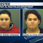 Sisters arrested on Valentine's Day charged with animal abuse
