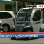 Gulf Shores: Golf carts allowed in certain streets