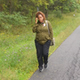 Pregnant woman walks four miles to work after taking two buses each day