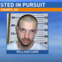 New details on the Belmont County pursuit that ended in an arrest