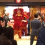 Ceremonial festivities kick off the grand opening of the Lucky Dragon Hotel and Casino
