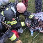Firefighters rescue 3 dogs from burning home in Puyallup