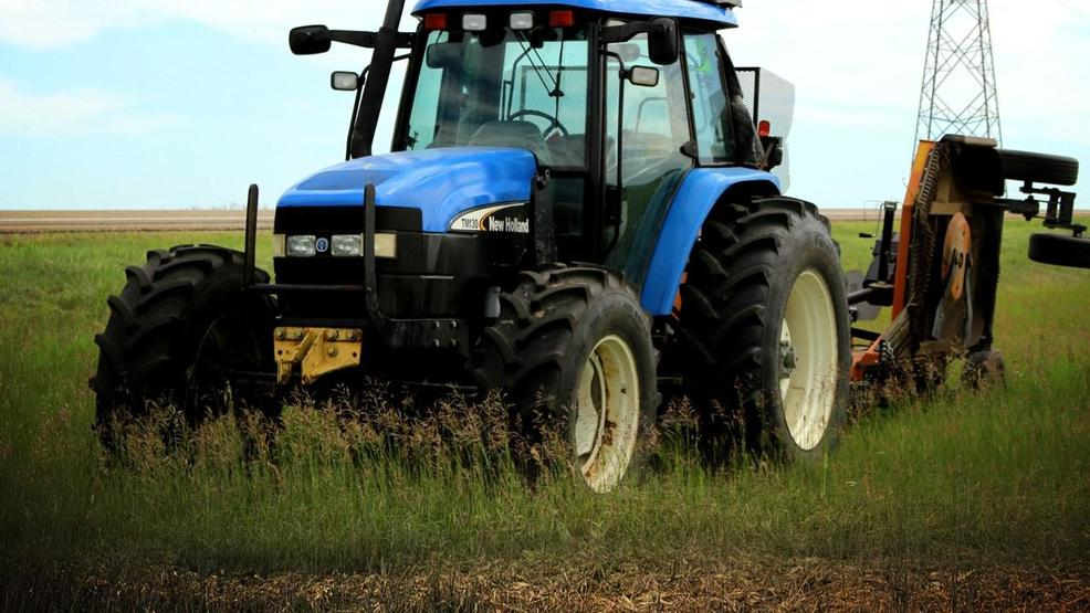3-year-old boy dies after being run over by tractor in north Arkansas