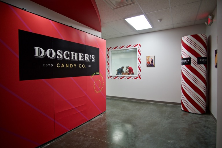 After nearly 150 years in Downtown Cincinnati, Doscher's Candy Co. moved its operations to an old Victorian home in Newtown. The new location sports a factory you can tour, candy available for purchase, and a lovely tea room. ADDRESS: 6926 Main Street (45244) / Image: Brian Planalp // Published: 5.21.18