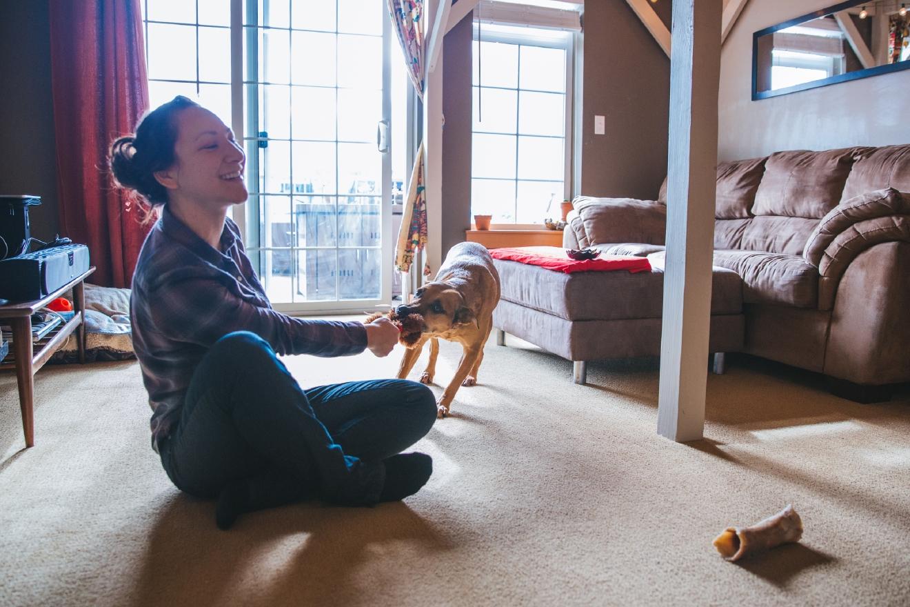 RUFFined Spotlight: Maggie the Lab Mutt | Seattle Refined