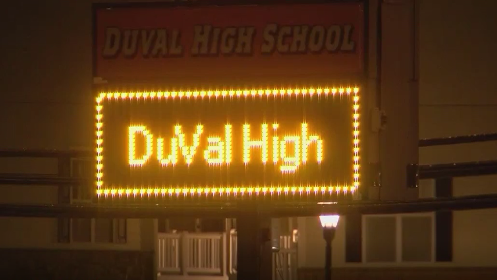 Parents at DuVal High School in Prince George's County are closely  monitoring changes that are happening around their children. (ABC7)