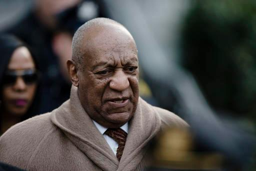 "FILE - In this Dec. 13, 2016, file photo, Bill Cosby departs after a pretrial hearing in his sexual assault case at the Montgomery County Courthouse in Norristown, Pa. Cosby's lawyers hope to prescreen potential jurors to weed out those with opinions about the sex-assault case before jury selection begins in earnest. A defense motion filed Monday, March 20, 2017, says the ""inflammatory"" worldwide coverage of the case makes it likely that some potential jurors have opinions about the actor's guilt or innocence. (AP Photo/Matt Rourke, File)"