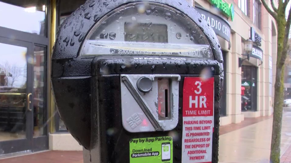 Changes expected for parking ticket payment in downtown
