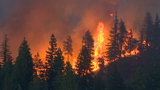 Red Flag Warning as wildfire near Cle Elum burns through 18,000+ acres