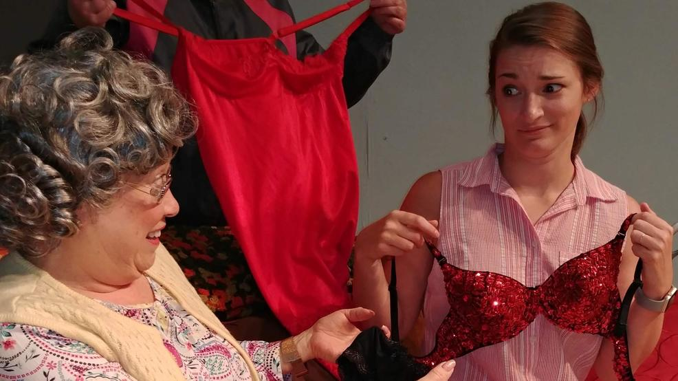 'Nana's Naughty Knickers' is the newest production at The Drama Workshop