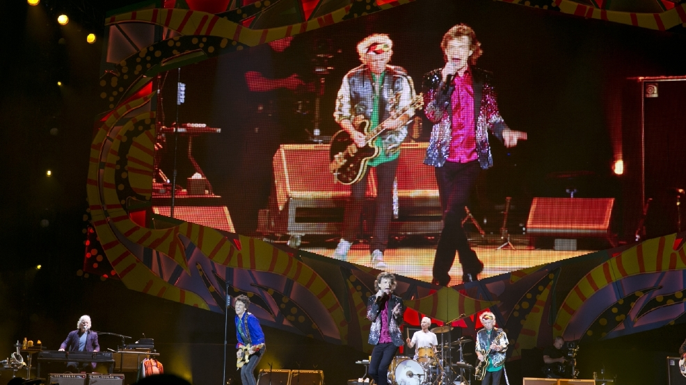 Rolling Stones upset at Donald Trump for song use