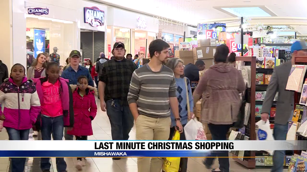 university park mall remains open through christmas eve for last minute shoppers - What Time Does The Mall Close On Christmas Eve