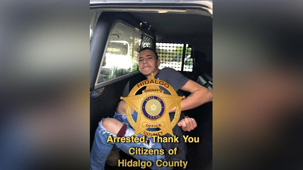 A Mission teen wanted for theft asked for his own reward money— on the Palmview Crime Stoppers Facebook page. (Photo Credit: Palmview Crime Stoppers via Facebook)<p></p>