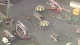 Woman seriously injured after 40 foot fall from ride at Virginia fairgrounds